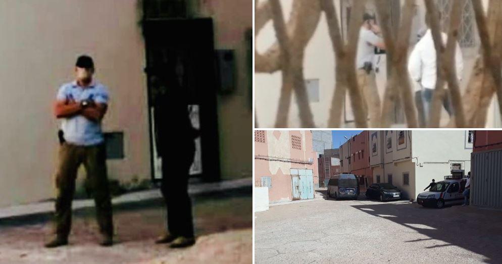 Asedio y hostigamiento a activistas saharauis en Territorio Ocupado -  Cantabria por el Sáhara ONG